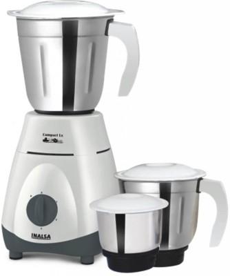 Inalsa Eon 550-Watt Mixer Grinder with 3 Jars @Rs.1,790