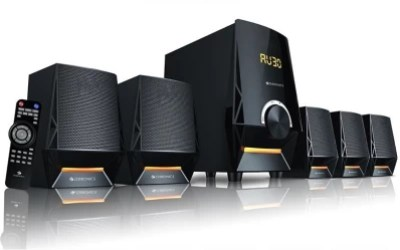 Zebronics BT8650 RUCF Wired Home Audio Speaker