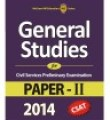Click To Buy CSAT General Studies for Civil Services Preliminary Examination 2014 (Paper - 2)