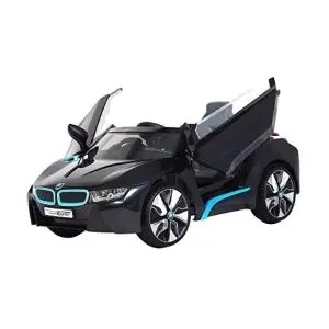 139 Rollplay BMW i8 6 Volt Battery Powered Ride On  Black   Amazon      139 99  264 69  Rollplay