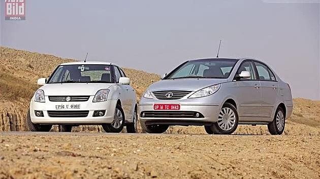 Maruti Suzuki Swift Dzire vs Tata Indigo Manza - CarWale