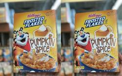 Salient 2018 Kellogg S Frosted Flakes Pumpkin Spice Kellogg S Frosted Flakes Nutrition 2018 What Youneed To Know Pumpkin Spice Frosted Flakes Are Hitting Shelves Pumpkin Spice Frosted Flakes Are Hitti