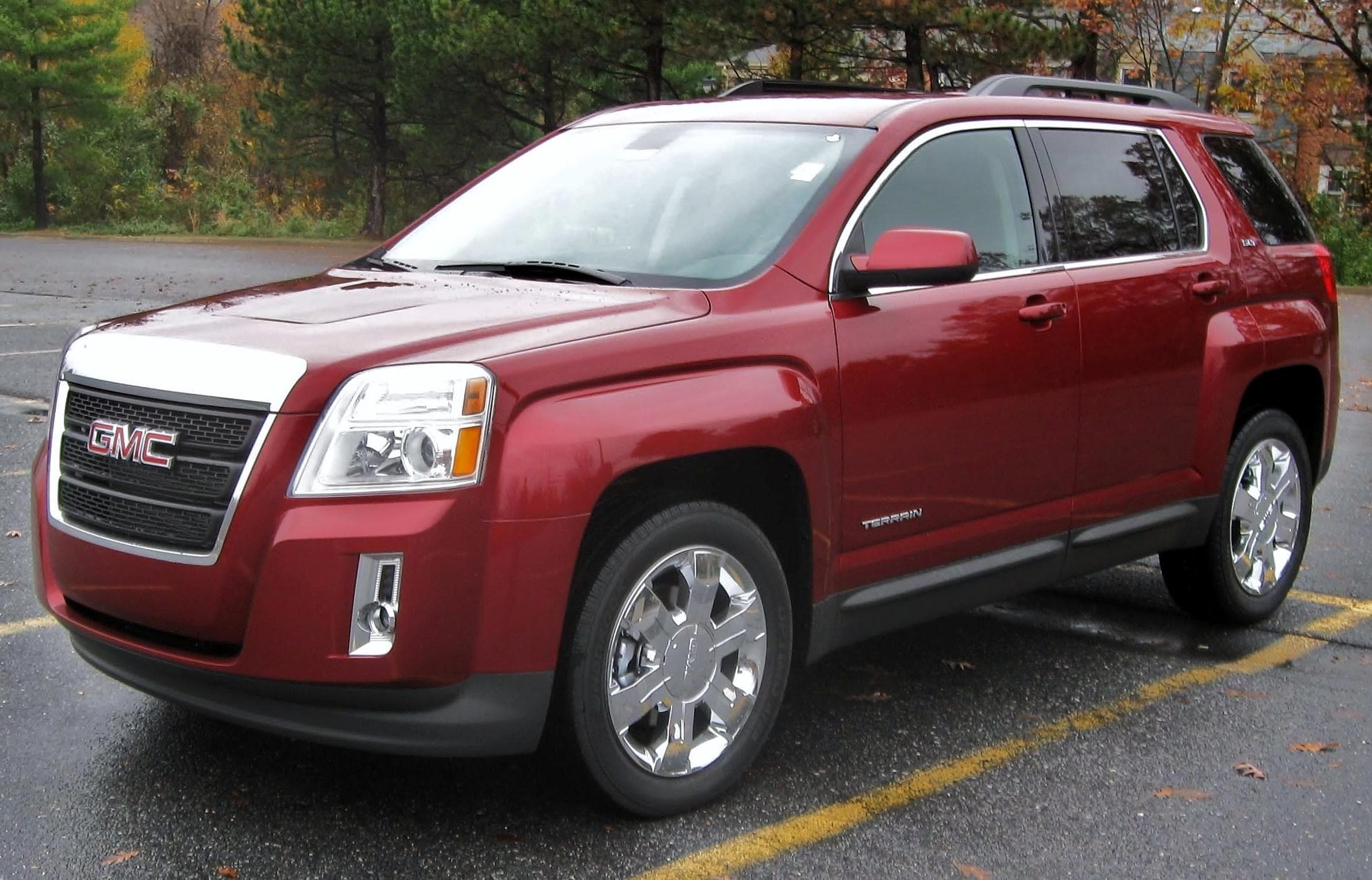 All GMC Models  List of GMC Cars   Vehicles GMC Terrain is listed  or ranked  3 on the list Full List of GMC