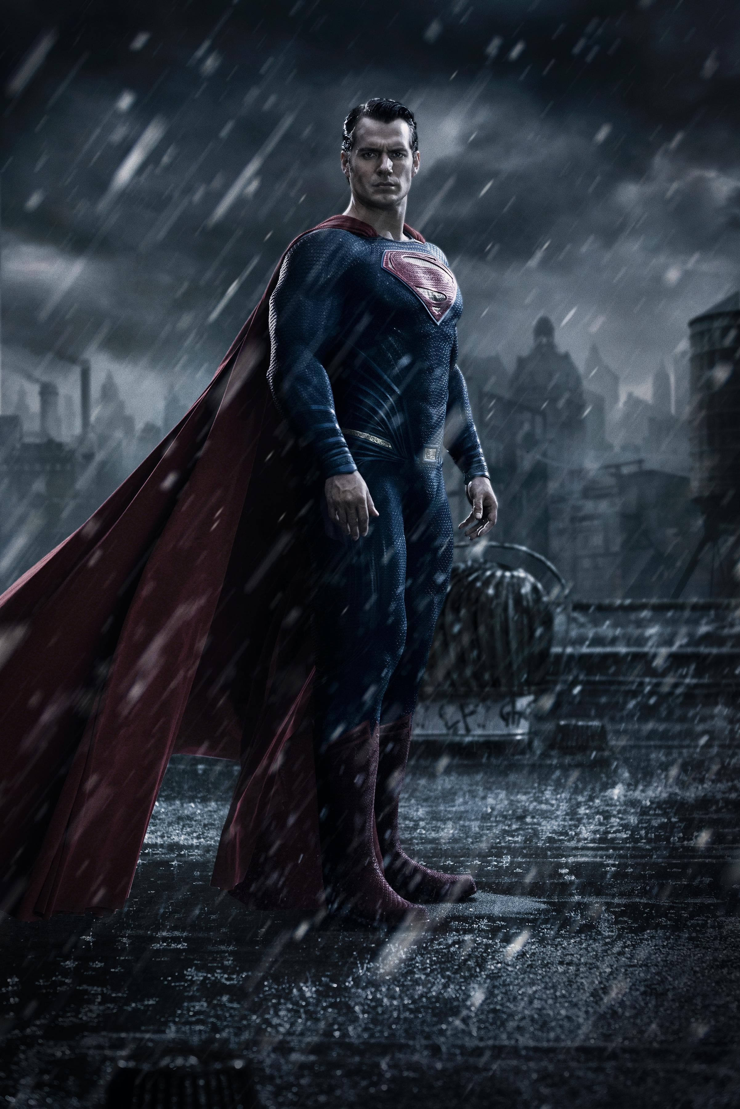 The Greatest Superman Costumes of All Time Henry Cavill   Batman v Superman  Dawn of Justice