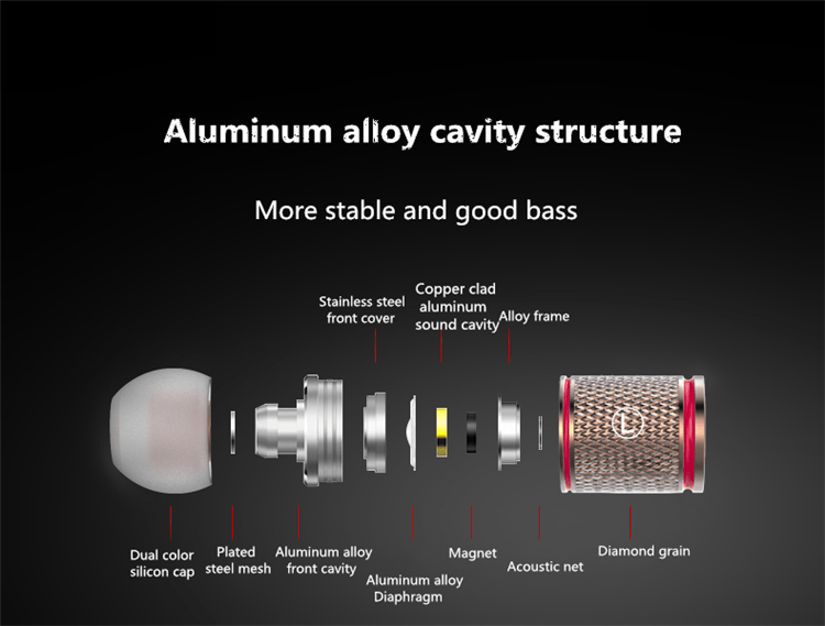Earphone Cavity Structure