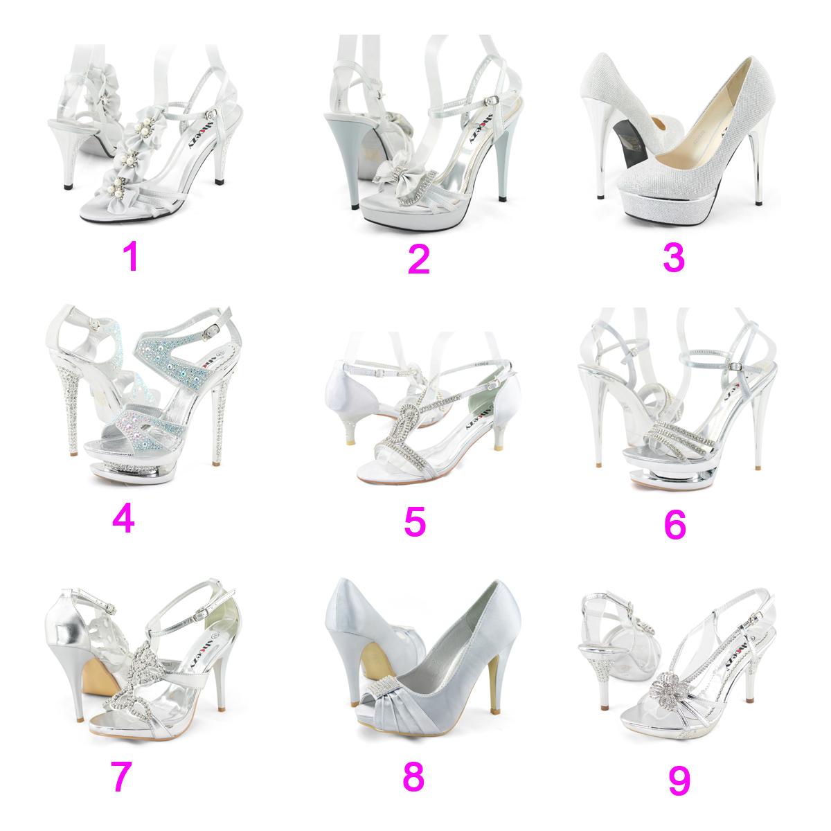 silver high heels for bridesmaids silver heels for wedding Silver High Heels For Bridesmaids