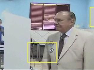 Perito Molina confirma Sarney votou em Acio Neves