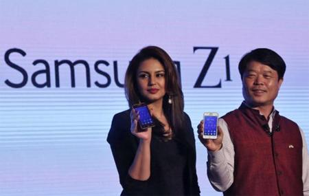 Samsung, Z1, Tizen