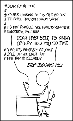 XKCD cartoon.