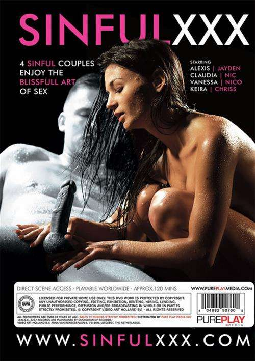 Sinful XXX, Roma Amor, Keira, Nico, Sandy Shaw, Chriss, Nic, Vanessa, Claudia, Alexis, All Sex, Couples, Sexual Bliss, 4 sinful couples, art of sex, sexual ecstasy, tender sex.