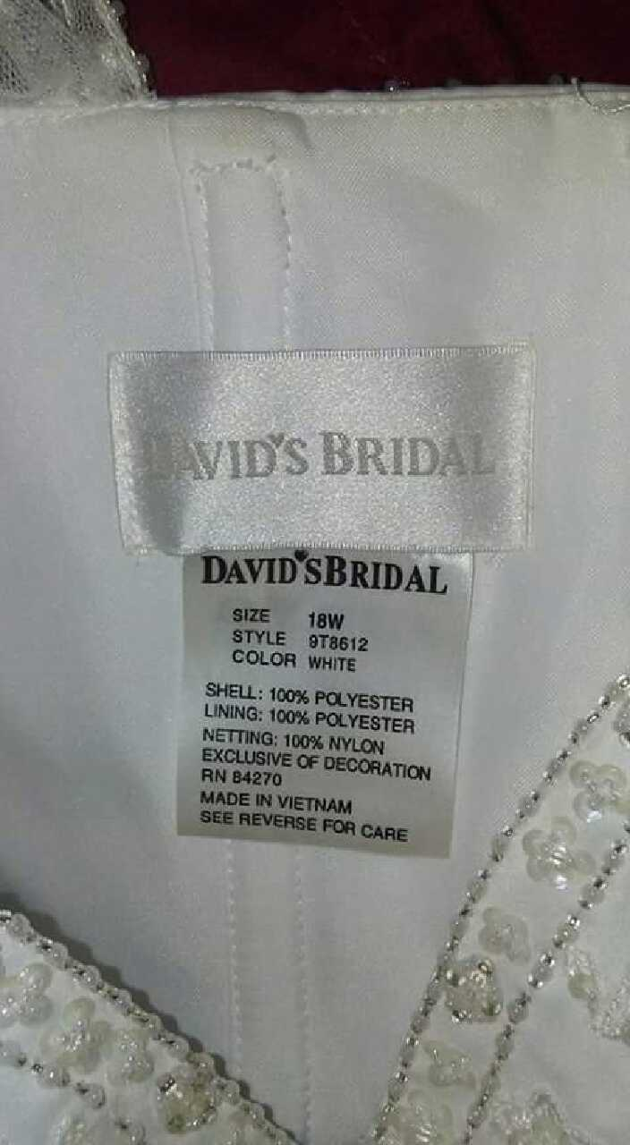 Fullsize Of Davids Bridal Credit Card