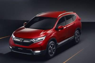Honda CR-V: è tutta nuova e pronta per l'Europa