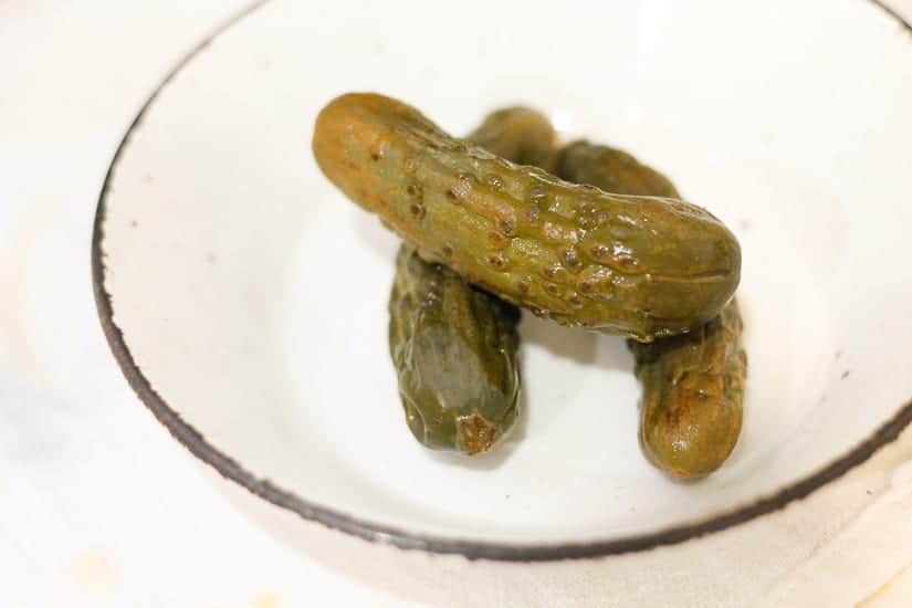 Spicy garlic dill pickles 17