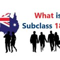 What is Subclass 189