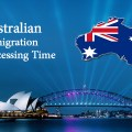 australian immigration processing time