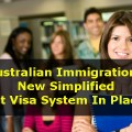 New Simplified Student Visa System In Place Now