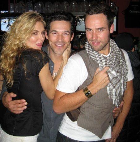 eddie Cibrian, Brandi Glanville, Mr.Fab