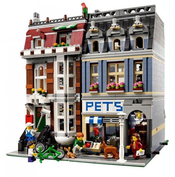 Lego Pet Store