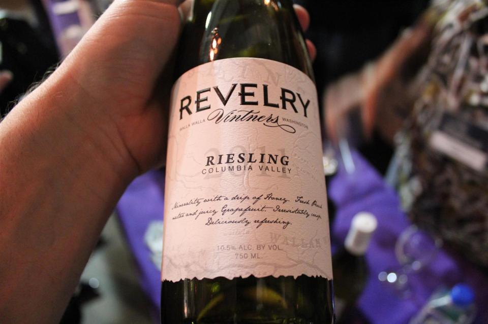Revelry Wines WINEFEST 2013