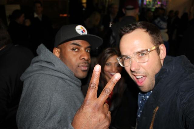 Mestro Fresh Wes Juno  2013 Rapper & MrFab (2)