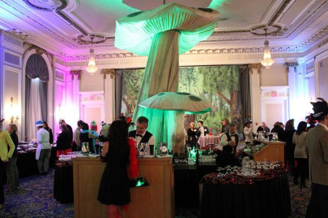 Alice in Wonderland Themed party PalliserCalgary Mr FAB (3)