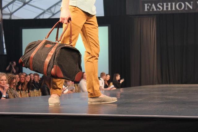 FARM FRESH Bag FAB Sask Fashion Week (Large)
