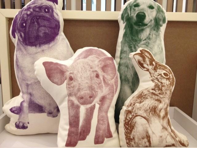 Ross Menuez Fauna Pillows H Project