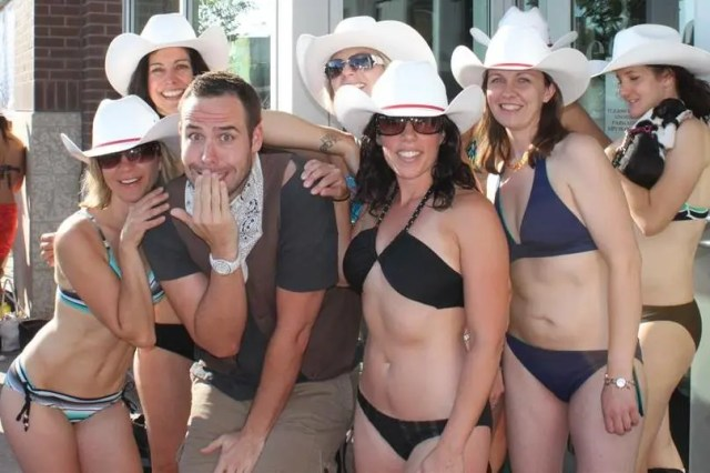 Bikini ESPY calgary Stampede Mr. Fab (2)