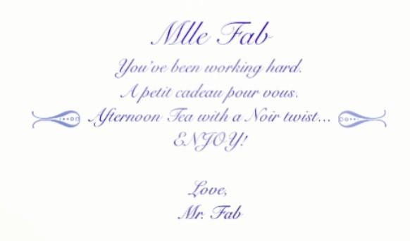 Grey Goose Mr. FAB Invite