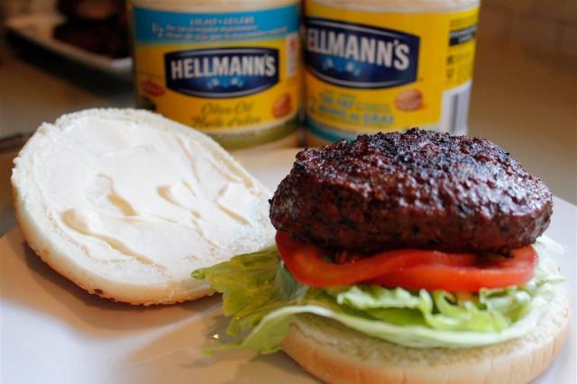 Hellmanns Mayo Birthday Mr FAB (2)