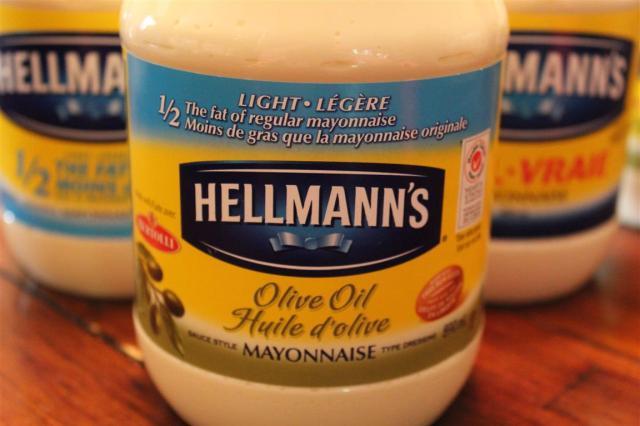 Hellmanns Mayo Birthday Mr FAB (4)