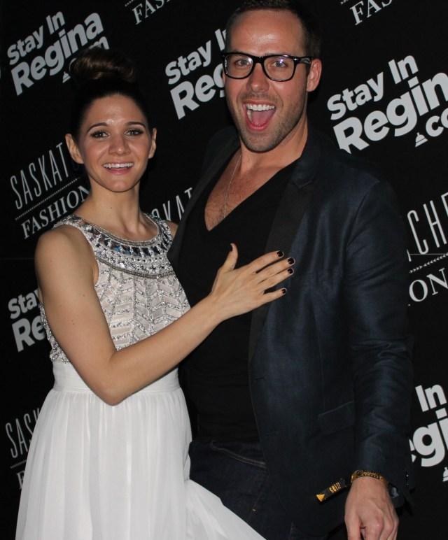 Amy Matysio & Ryan Massel Mr. Fab