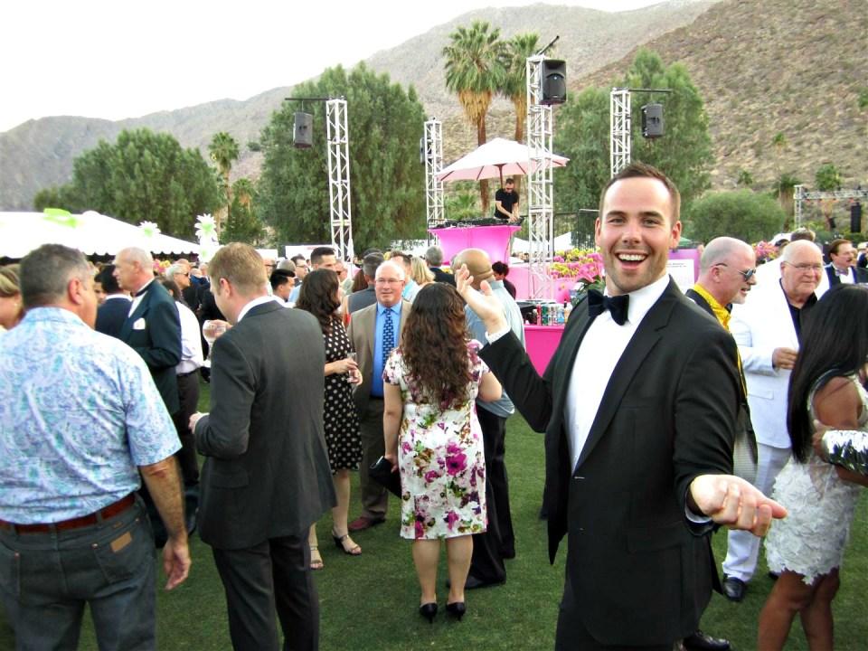 Evening Under The Stars Palm Springs Disco Divas (6)