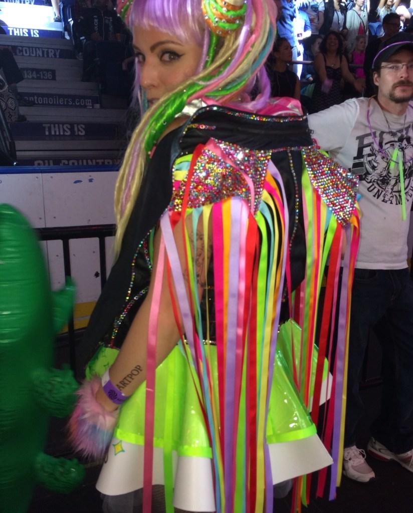 Gaga Glitterbomb designs Ashley