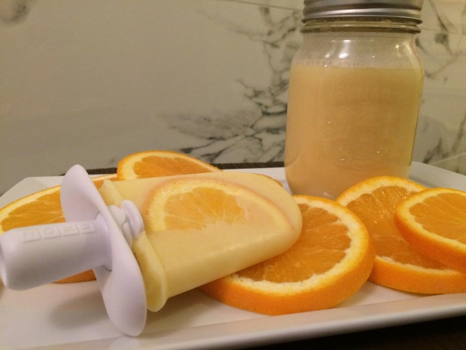 Creamsicle Simply Orange Pop