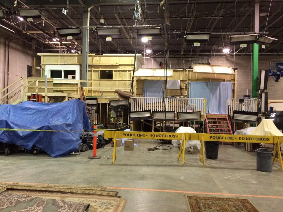 Fargo FX Set House Lou Mini Series