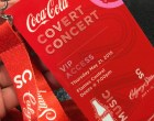 cocacola stage
