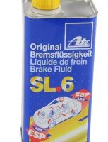 ATE SL.6 DOT 4 BRAKE FLUID