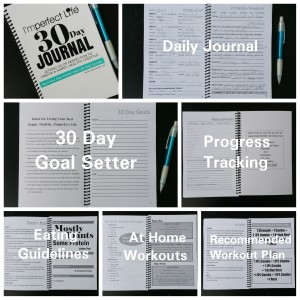Get YOUR IPL 30 Day Journal and Create a Strong Mind/Body Connection with REAL FOOD, REAL FITNESS, REAL LIFE, REAL SUCCESS.
