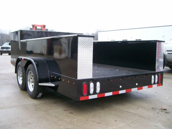 custom trailers in Melbourne