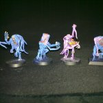Warhammer Quest - Chaos - Blue and Pink Horrors of Tzeench