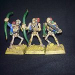 Warhammer Quest - Undead - Skeleton Archers