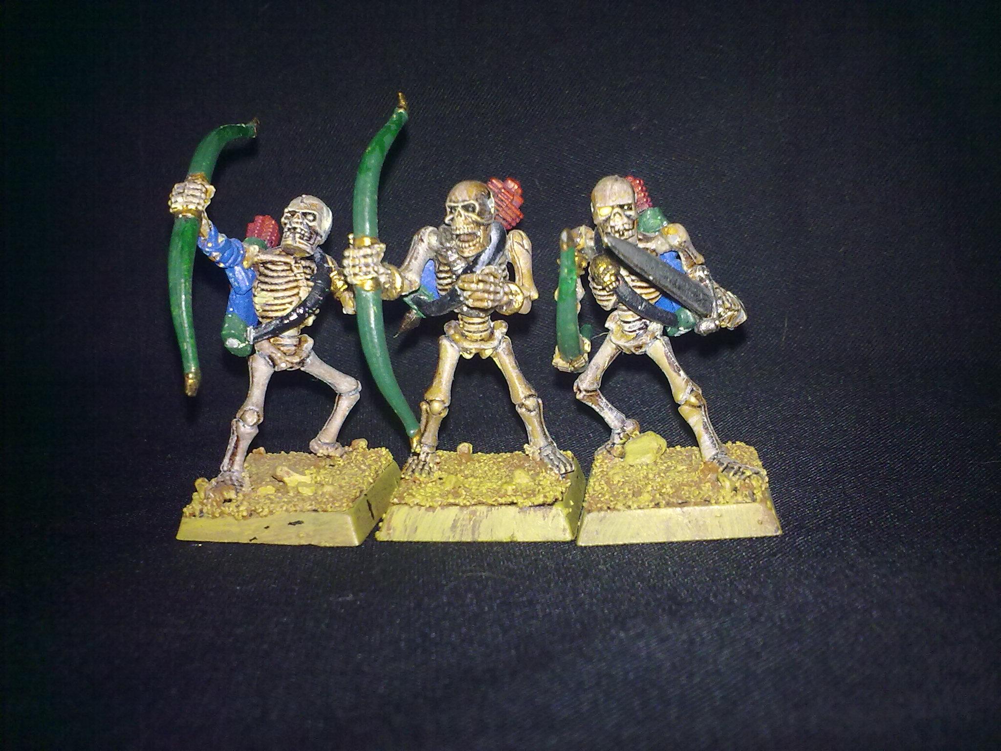 Warhammer Quest - Undead - Skeleton Archers