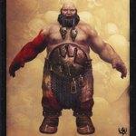 Warhammer Quest Ogre Bull