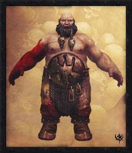 Warhammer Quest Ogres