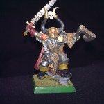 Warhammer Quest - Warriors - Chaos Warrior