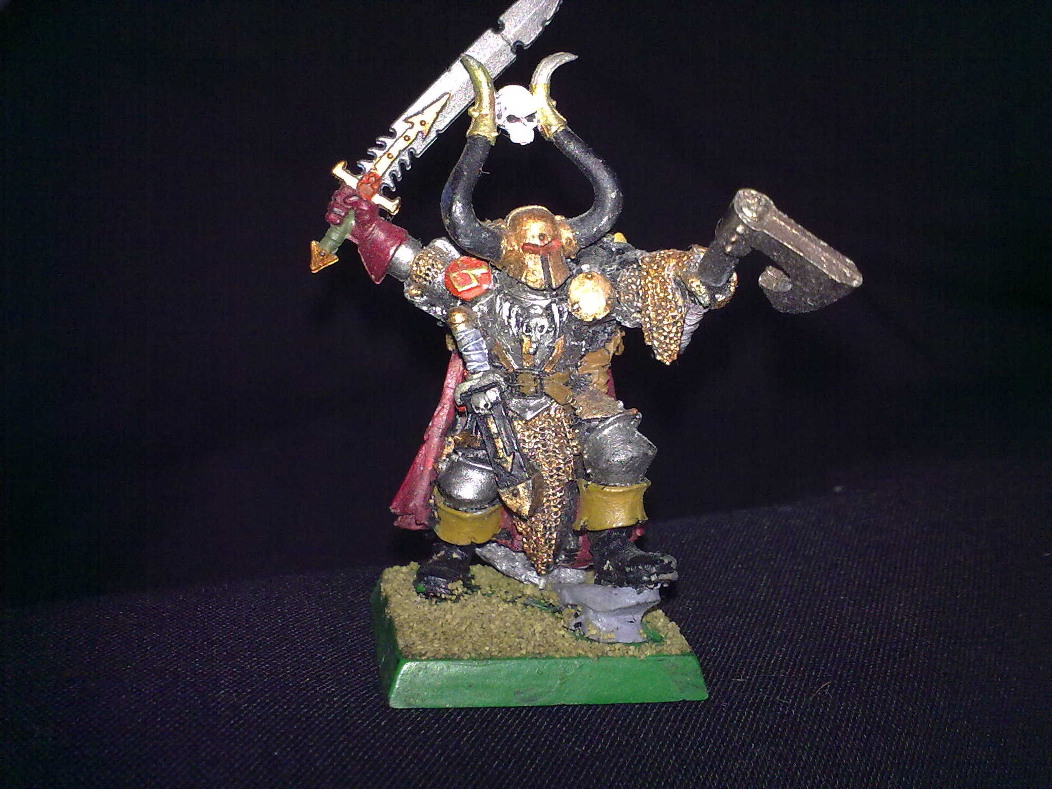 Warhammer Quest - Warriors - Chaos Warrior