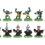 Blood Bowl Chaos Dwarf Team