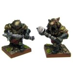 Mantic Abyssal Dwarf Black Souls Models