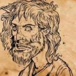 Warhammer Quest Travelling Hazard - Hermit